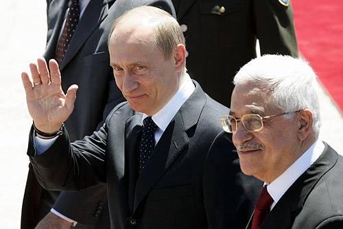 عباس في موسكو للتأكد من دعمها في مسألة القدس