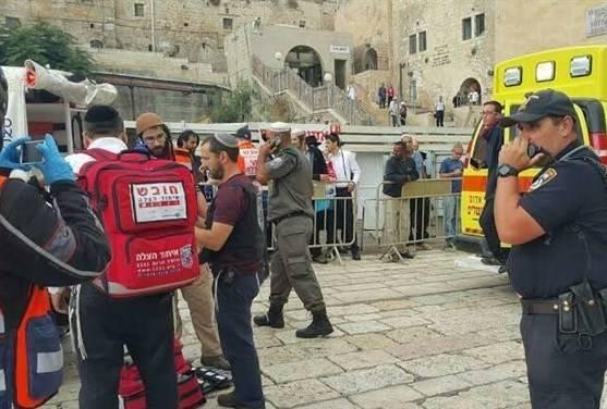 القدس: مقتل شرطي إسرائيلي بعملية طعن واستشهاد المنفذ