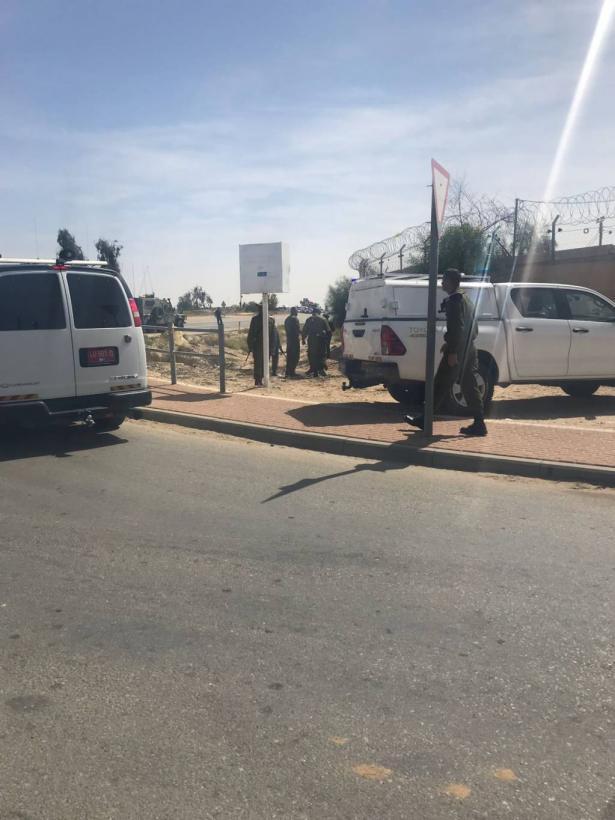 اعتقال 3 مواطنين من غزة حاولوا التسلل عبر الجدار الحدودي الى اسرائيل