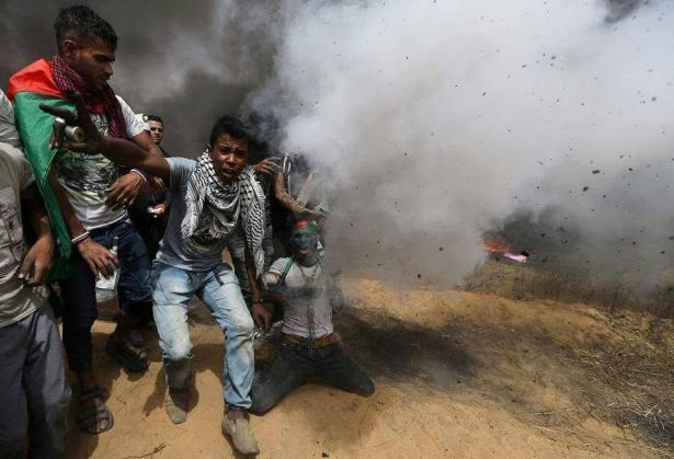 استشهاد شاب متأثرًا بجراح أصيب بها الجمعة الماضية على حدود قطاع غزة