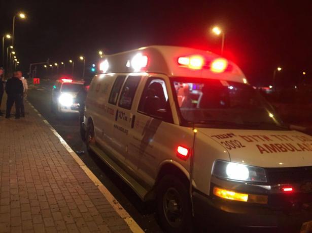 اصابة خطرة لشخص من الجديدة - المكر تعرض للطعن في مدينة طمرة