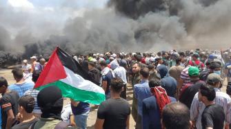 غزة على موعد يوم الغد مع جمعة