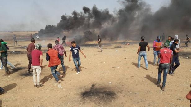 غزة تستعد لجمعة عمال فلسطين