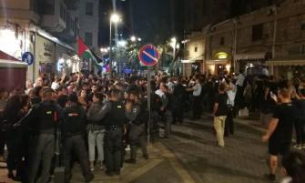 حقوقيون عرب يدينون الممارسات القمعية للشرطة ضد المتظاهرين