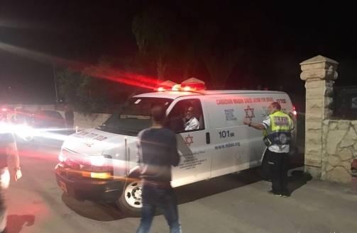 كفرقرع: اصابة شاب اثر تعرضه لاطلاق نار في حي المفاحر
