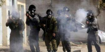 اعتقالات وإصابات خلال مواجهات عنيفة في أبو ديس