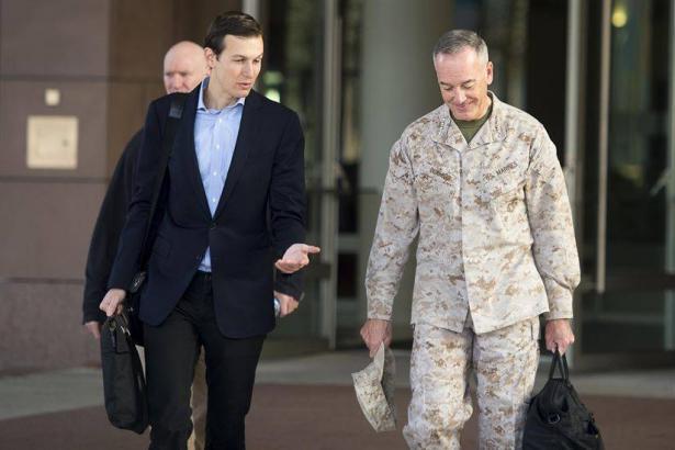 فريق السلام الأمريكي سيصل البلاد لبحث صفقة القرن لحل النزاعات في المنطقة