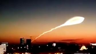 شاهد .. بوتين يستعرض قوته بصاروخ سويوز