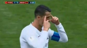 رونالدو يقود البرتغال لـ