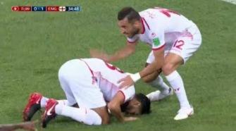 كين يقود إنجلترا للفوز على تونس بهدف في الوقت القاتل