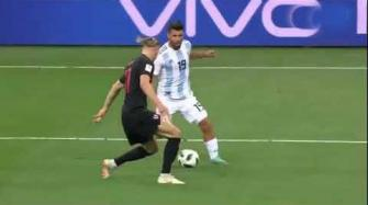 كرواتيا تسحق الأرجنتين.. وتبلغ دور الـ 16