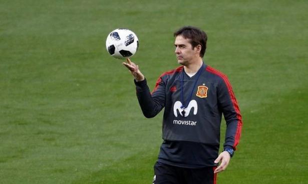 رسميًا.. ريال مدريد يعين جولين لوبيتيجى مدرب منتخب إسبانيا خلفًا لزيدان
