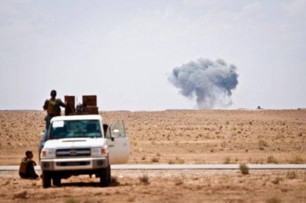 سوريا: 8 بلدات في درعا تسلم أسلحتها في إطار اتفاق برعاية روسية