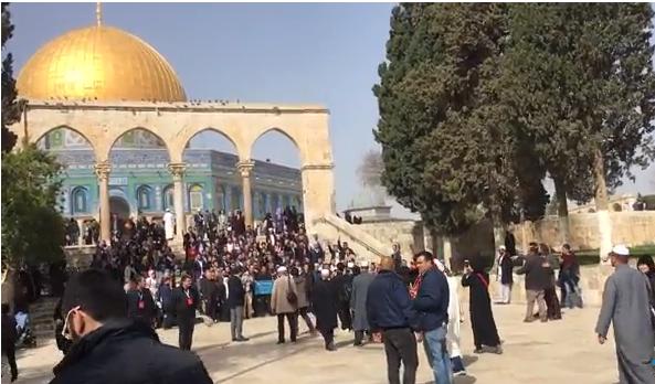 خطة اسرائيلية للحد من نفوذ تركيا في القدس