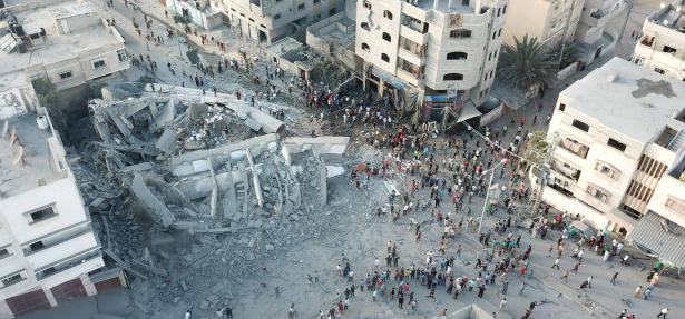دخول التهدئة بين إسرائيل والمقاومة حيّز التنفيذ برعاية مصرية
