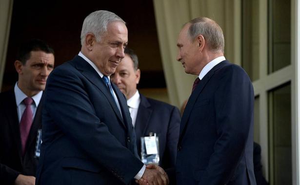 ما وراء زيارة نتنياهو لموسكو