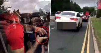 محمد صلاح في أزمة مع الشرطة الإنجليزية... وليفربول يرد (فيديو)