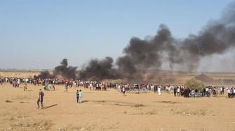 تفاصيل عملية قنص الجندي الإسرائيلي على حدود غزة