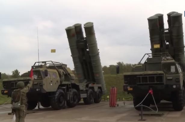 روسيا ستزود سوريا بنظام إس-300 المضاد للصواريخ
