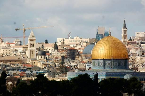 تهويد مدينة القدس وآليات المواجهه