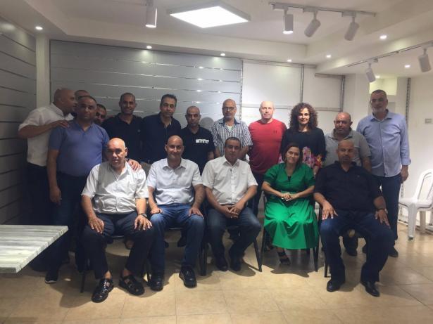 عرب اللد يتفقون على قائمة موحدة لخوض الانتخابات