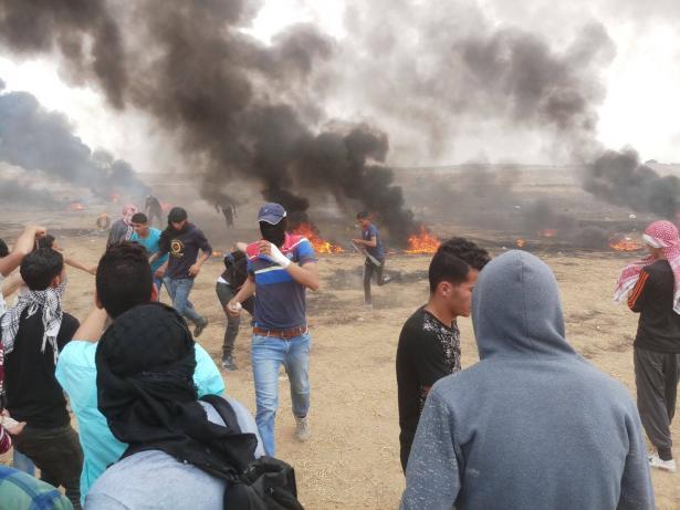 اهالي غزة يستعدون لانطلاق جمعة