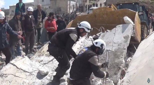 روسيا تطالب بإخراج عناصر الخوذ البيضاء من سوريا بزعم أنهم يشكلون مصدر تهديد