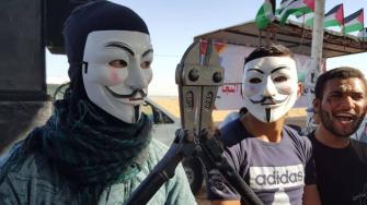 شبان غزة يبتدعون وحدة