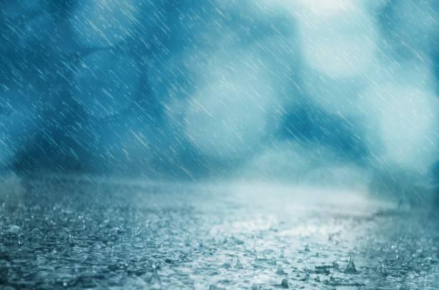 امطار غزيرة شمالي البلاد