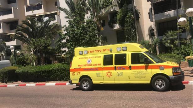 طعن سائق حافلة في رمات غان
