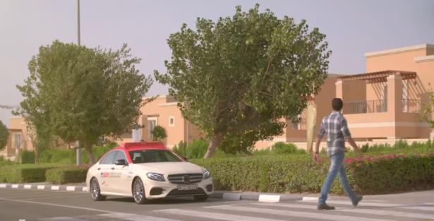 تعرف على أول تاكسي ذاتي القيادة.. بالفيديو