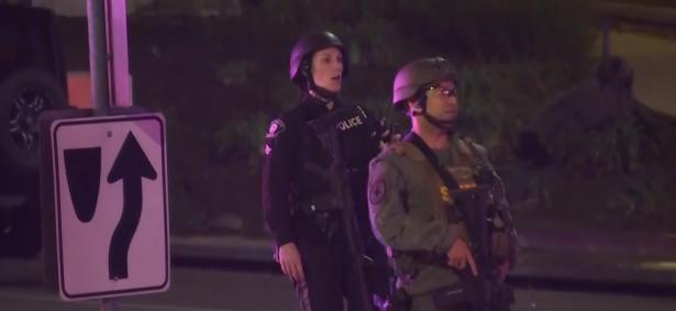 12 قتيلاً بإطلاق نار داخل حانة في كاليفورنيا