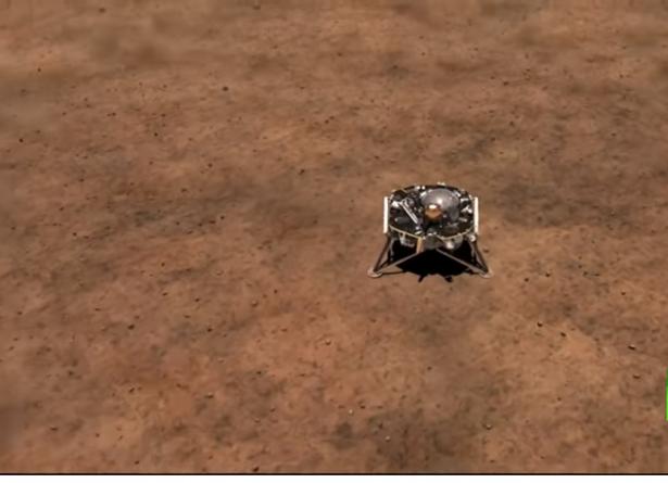 د. عصفور للشمس: ناسا تعيش نشوة النجاح بعد وصول مركبتها