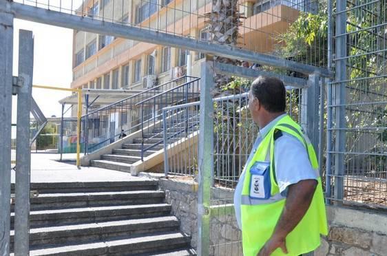 بعد الاعتداء على معلمة: اضراب في ابتدائية عبد الرحمن الحاج في حيفا اليوم
