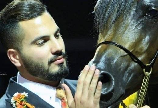 الشمس بحديث خاص مع والد صاحب الحصان الفائز من الناصرة بمسابقة الجمال العالمية