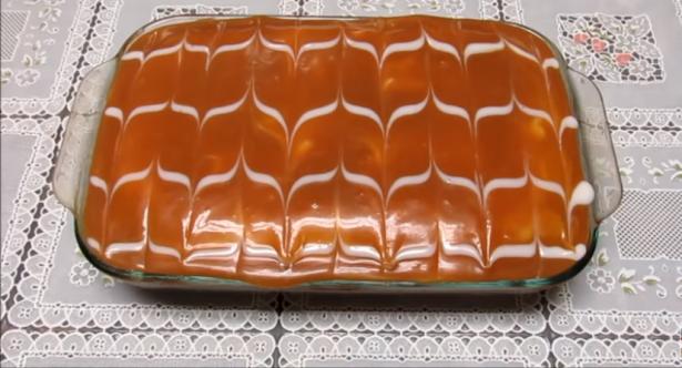 الكيكة التركية بالحليب