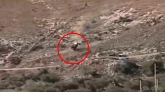 اصابة متوسطة حتى الخطيرة اثر انقلاب تراكتورون في يافة الناصرة