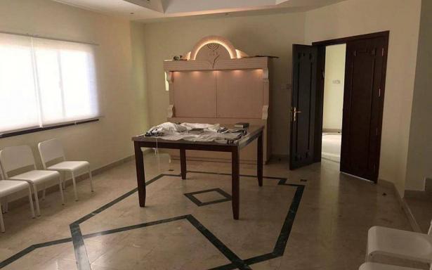 أول كنيس يهودي في الإمارات