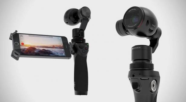 DJI تنافس GoPro عبر كاميرا Osmo Pocket