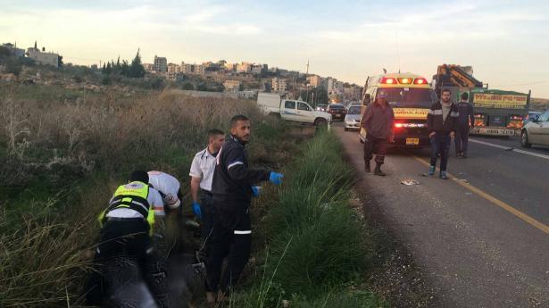 فاجعة باعبلين: مصرع رجل دهسًا تحت عجلات سيارة واحالة السائق الضالع للتحقيق