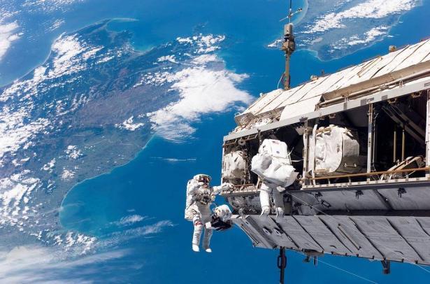 العثور على بكتيريا خارقة على متن محطة الفضاء الدولية
