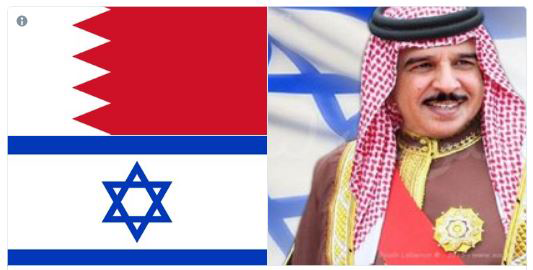 صحافي إسرائيلي يبارك للبحرين