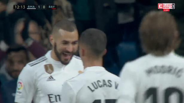 ريال مدريد يجتاز فاليكانو بصعوبة في الدوري الإسباني (فيديو)