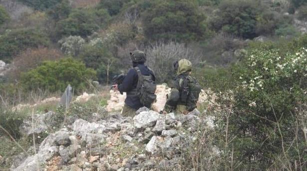 حزب الله ينشر مشاهد وصور توثق تحركات الجيش الاسرائيلي عند الحدود وزرعه أجهزة تجسس