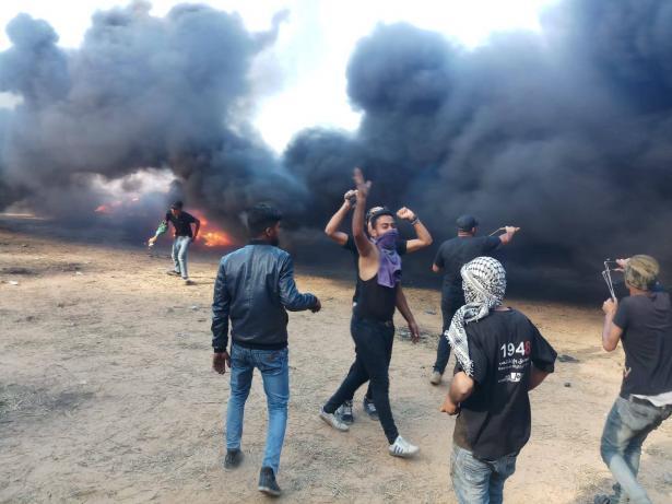 غزة: استعدادات للمشاركة في جمعة