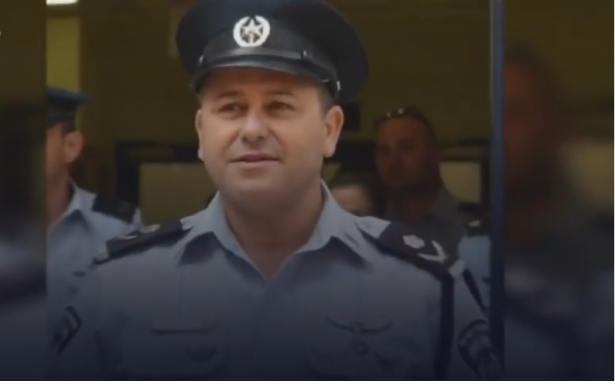 اشكنازي يتحدث للشمس عن اسباب تنحي ادري عن منصب المفتش العام للشرطة