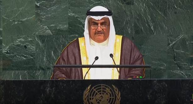 وزير خارجية البحرين ينفي اي زيارة لنتنياهو