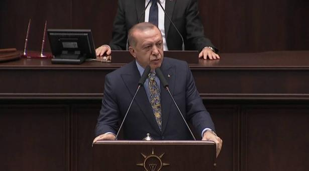 أردوغان ردا على نتنياهو: طرقت الباب الخطأ!
