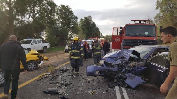 حادث طرق مروع في النقب يسفر عن مصرع شخص