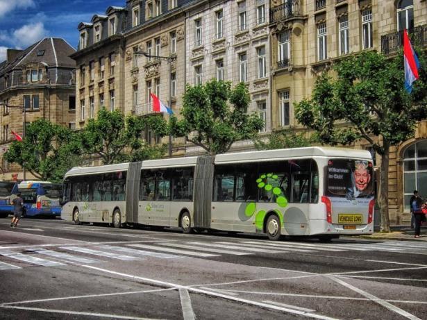 لوكسمبورغ ستصبح أول دولة في العالم توفر المواصلات بالمجان لمواطنيها